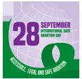 September 28 Campaign Logo