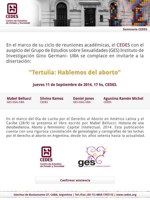Argentina event