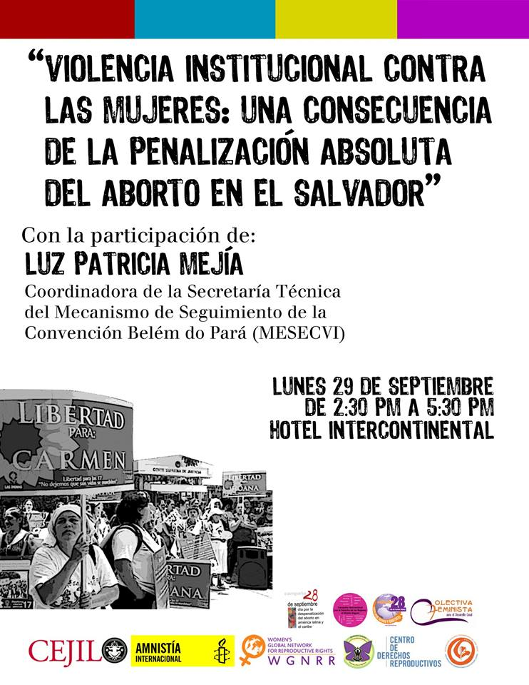 El Salvador event