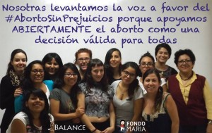 Fondo Maria, Mexico