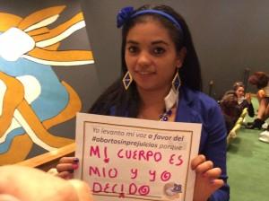 Magda Alberto, Colombia
