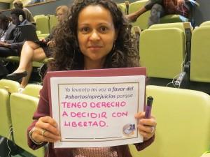 Sandra Mazo, Catolicas por el Derecho a Decidir, Colombia
