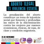 Aborto Ilegal Violencia Estatal 2