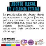 Aborto Ilegal Violencia Estatal 3