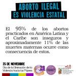 Aborto Ilegal Violencia Estatal 4