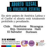 Aborto Ilegal Violencia Estatal 5