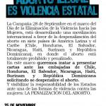Aborto Ilegal Violencia Estatal 6