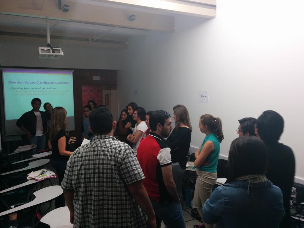 Lecture at Ibero 2