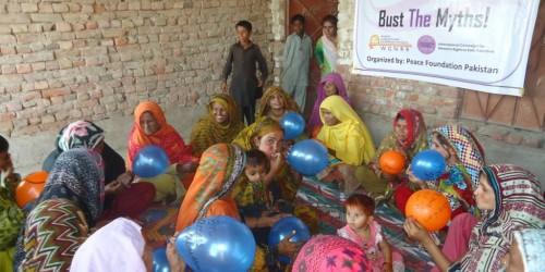 bust the balloons pakistan