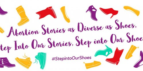 Step into our shoes